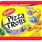 2013 WACKY PACKAGES ANS11 RED BORDER **PIZZA TROLLS** (PIZZA ROLLS) STICKER #27
