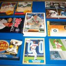 2012 TOPPS BASEBALL SERIES1 LOT OF 40 CARDS + 8 INSERTS-RUTH,PUJOLS & MORE!!
