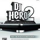 DJ Hero 2  (Xbox 360, 2010)
