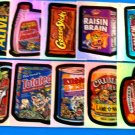 2006 WACKY PACKAGES ANS3 COMPLETE SET OF **FOILS** + WRAPPER!!