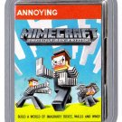 2013 WACKY PACKAGES ANS10 SILVER CARD **MIMECRAFT** #50 NEW SERIES