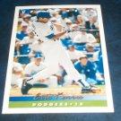 Upper Deck 1992   **ERIC KARROS** BASEBALL CARD #385