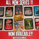 "2013 WACKY PACKAGES ANS11 ""COMING DISTRACTIONS""COMPLETE INSERT SET + WRAPPER!!"