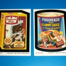WACKY PACKAGES 1987 SERIES O-PEE-CHEE **DUCK & HIDE,PROGREASO**