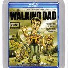 2013 WACKY PACKAGES ANS11 SILVER CARD **WALKING DAD** #5 NEW SERIES