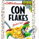 2011 WACKY PACKAGES ANS8 SILVER FLASH FOIL **CON FLAKES** #53 NM
