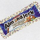 2011 WACKY PACKAGES ANS8 SILVER FLASH FOIL **ALMOND JERK** #40 NM