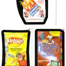 WACKY PACKAGES ANS8 BONUS CARD SET B1,B2,B3 NM!  FREE SHIPPING!!