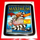 2011 WACKY PACKAGES ANS8  **MAXIMUM SECURITY** BONUS STICKER B4 STILL IN CELLO!!