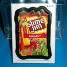 2013 WACKY PACKAGES ANS10 **SLIME JIM** #8  MAGNET