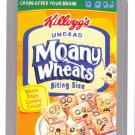 2013 WACKY PACKAGES ANS11 SILVER CARD **MOANY WHEATS** #16 NEW SERIES