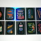 2007 WACKY PACKAGES ANS5 COMPLETE SET OF **FOILS** NICE SET!!
