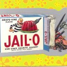 "WACKY PACKAGES FLASHBACK1 SILVER BORDER """"JAIL-O"""" #29  NM"