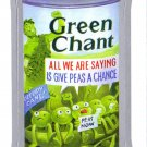 2013 WACKY PACKAGES ANS10 SILVER CARD **GREEN~CHANT** #24 NEW SERIES