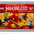 2013 WACKY PACKAGES ANS10 SILVER CARD **NINJAGOO** #49 NEW SERIES