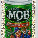 2010 WACKY PACKAGES ANS7 SILVER FLASH FOIL **M.O.B** #10 NM