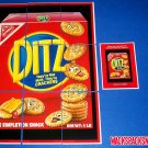 "2010 WACKY PACKAGES ANS7 ""DITZ"" PUZZLE + MORE!"