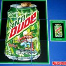 "2010 WACKY PACKAGES ANS7 ""MTN.DUDE"" PUZZLE + MORE!"