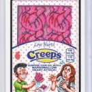 "2017 WACKY PACKAGES ""CREEPS"" NETWORK SPEWS LIMITED EDITION ONLY 233 MADE"