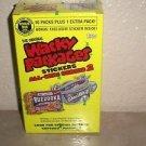 2005 WACKY PACKAGES ALL NEW SERIES 2 {ANS2} BONUS BOX W/11 PACKS & BONUS STICKER