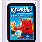 "2015 WACKY PACKAGES SERIES 1 ""KRUEL-AID"" #6 STICKER! NM"