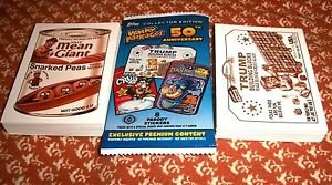 2017 WACKY PACKAGES 50TH ANNIVERSARY COMPLETE 90-STICKER SEPIA SET + WRAPPER