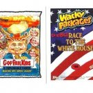 """2016 GARBAGE PAIL KIDS disg-RACE """"GOP PAIL KIDS"""" #108 LIMITED EDITION IN STOCK."""