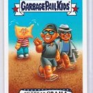 "2017 WACKY PACKAGES/GPK TRUMPOCRACY THE 1ST 100 DAYS ""ON BREAK OBAMA"" IN STOCK"