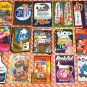 2005 WACKY PACKAGES SPECIAL EDITION #2 (WPS2) VENDING MACHINE STICKER SET 15/15
