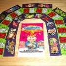 "2013 GARBAGE PAIL KIDS BRAND NEW SERIES 2 (BNS2) COMPLETE ""FOLDEES"" SET"