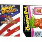 "2017 WACKY PACKAGES/GARBAGE PAIL KIDS DISG-RACE  ""CHEAPA PET"" #120 LIMITED ED."