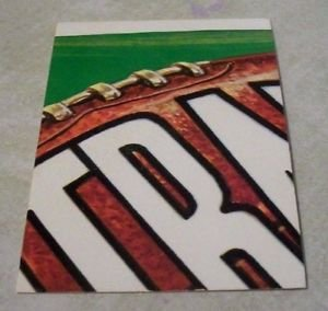 1975 WACKY PACKAGES ORIGINAL 12th SERIES PUZZLE PIECE W/CHECKLIST TM