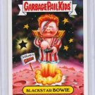 "2017 Wacky Packages-Garbage Pail Kids THE SHAMMY'S ""BLACKSTAR BOWIE"" LIMITED ED."