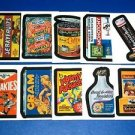 2007 WACKY PACKAGES ALL NEW SERIES 6 (ANS6) COMPLETE WHATS IN THE BOX SET