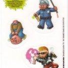 2013 GARBAGE PAIL KIDS BRAND NEW SERIES 3 (BNS3) STICKER SCENE CARD #6