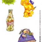 2013 GARBAGE PAIL KIDS BRAND NEW SERIES 3 (BNS3) STICKER SCENE CARD #2