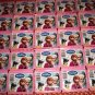 2014 PANINI DISNEY FROZEN STICKERS LOT OF 25 SEALED PACKS=TOTAL OF 175 STICKERS