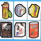2011 WACKY PACKAGES OLD SCHOOL SERIES 2 COMPLETE SET OF SIX CONCEPT CARDS RARE