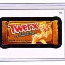 "2014 WACKY PACKAGES SERIES 1 ""TWERX"" #18 STICKER CARD!!"