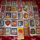 2014 WACKY PACKAGES OLD SCHOOL SERIES5 COMPLETE TAN SET + 1 CHECKLIST & WRAPPER