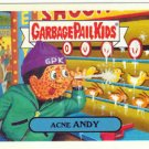 "2005 GARBAGE PAIL KIDS ALL NEW SERIES 4 {ANS4} ""ACNE ANDY"" #34b STICKER"