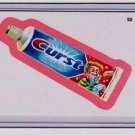 "2011 WACKY PACKAGES ALL NEW SERIES 8 {ANS8} PINK BORDER CARD ""CURST"" #50"