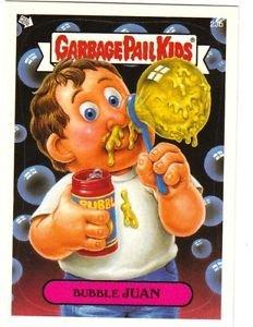"2004 GARBAGE PAIL KIDS ALL NEW SERIES 3 {ANS3} ""BUBBLE JUAN"" #23b STICKER CARD"