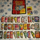 2011 WACKY PACKAGES OLD SCHOOL 3rd SERIES TAN BACKS COMPLETE SET + PUZZLE