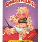 "1987 GARBAGE PAIL KIDS ORIGINAL 7TH SERIES ""STAPLE GUNTHER"" #292a STICKER CARD"