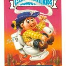 "2004 GARBAGE PAIL KIDS ALL NEW SERIES 3 {ANS3} ""CALAMITY JANE"" #25b STICKER CARD"