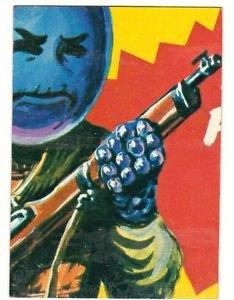 1974 WACKY PACKAGES ORIGINAL 11th SERIES PUZZLE PIECE W/CHECKLIST MC