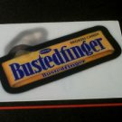 "2008 WACKY PACKAGES FLASHBACK SERIES 2 ""{FB2} BUSTEDFINGER"" MOTION CARD #3"