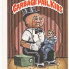 "1986 GARBAGE PAIL KIDS ORIGINAL 4th SERIES ""VAN TRILOQUIST"" #152b  NM"
