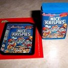 "WACKY PACKAGES ERASER SERIES 1 ""MICE KRISPIES"" ERASER & MATCHING STICKER #14"